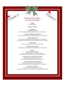 christmas day menu template best agenda templates