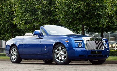 roll royce ghost blue one off rolls royce drophead coup 233 created for masterpiece