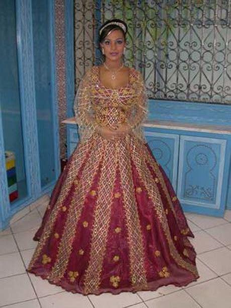 Robe De Mariée Tunisienne En - robe pour mariage tunisien