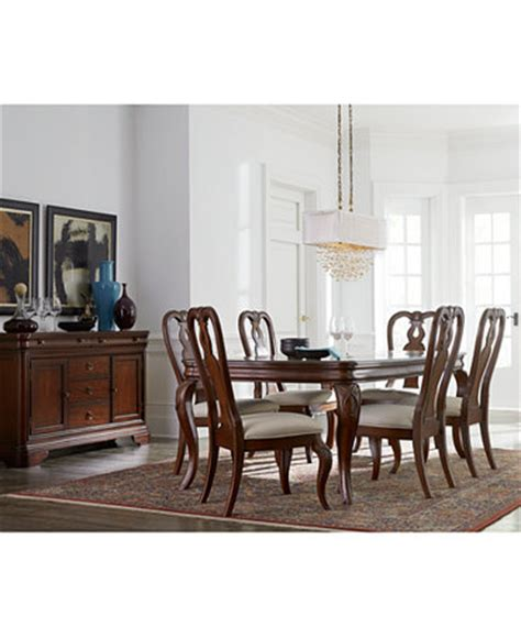 Macy S Dining Room Furniture Bordeaux Dining Room Furniture Collection Only At Macy S Furniture Macy S