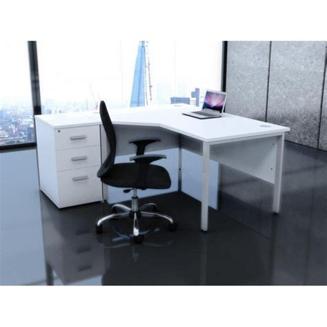 white corner desk for englewood modern white corner desks