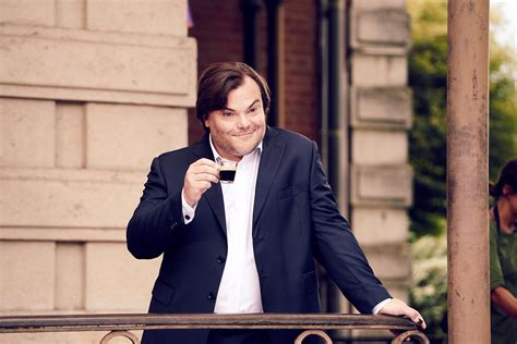 nespresso commercial actress jack black ex neighbours star cast in george clooney nespresso ad