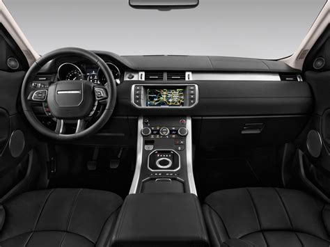 2015 range rover dashboard image 2016 land rover range rover evoque 2 door coupe hse