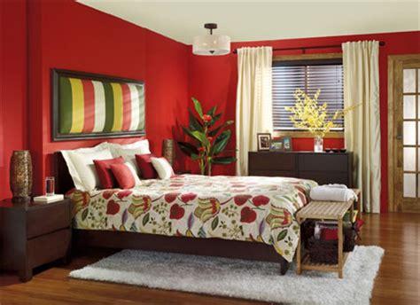 red green bedroom home dzine bedrooms bedrooms by design