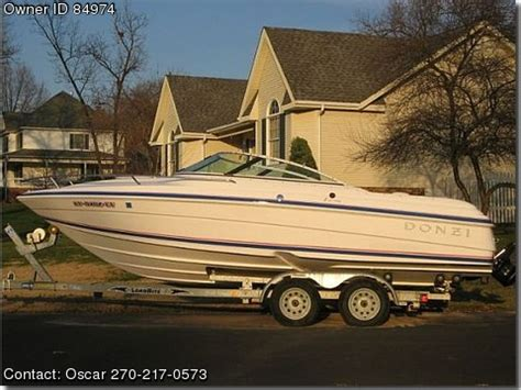 donzi boats owner 1999 donzi z22 by owner boat sales