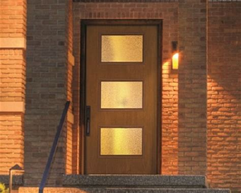 3 window front door pulse fiberglass entry door systems dashwood doors