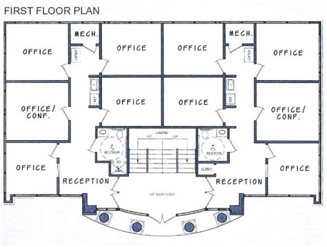 build blueprints image of commercial building floor plans randoms