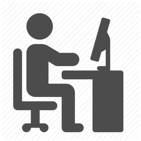 Front Desk Job Resume by Gallery Office Work Icon Png