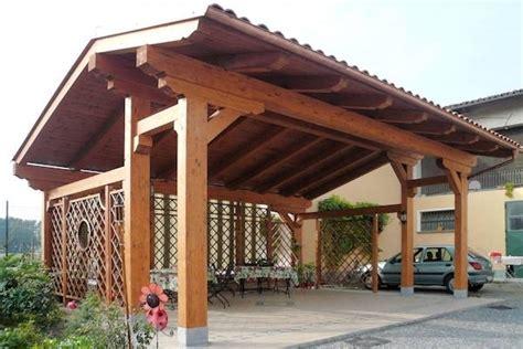 tettoia in legno prezzi tettoie in legno pergole tettoie giardino le migliori