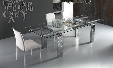 tavoli ovali allungabili in vetro tavoli allungabili tavoli in legno e tavoli in vetro