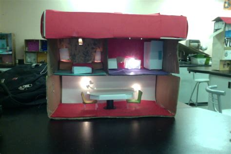 electric circuit model house house best design
