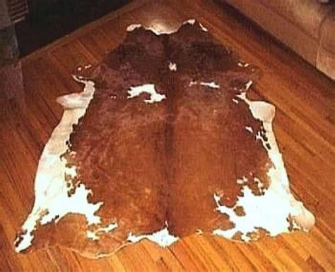 cowhide rugs hereford cowhide rug brown and white cowhide rug