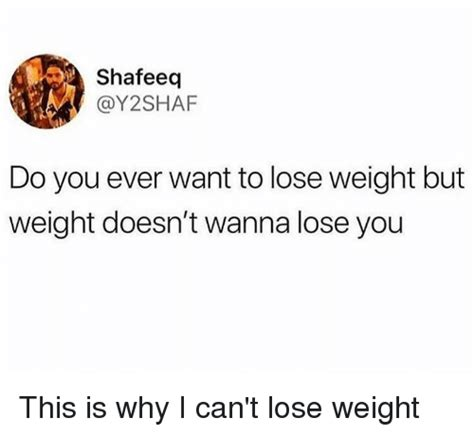 Why Do You Want To Lose Weight by Shafeeq Do You Want To Lose Weight But Weight Doesn T