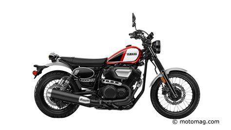 Yamaha Motorrad öl by Nouveaut 233 Yamaha 2017 Le Street Scrambler Scr 950 Moto