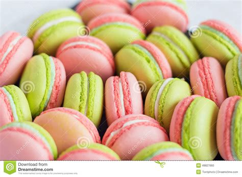 colorful macaroons colorful macaroons stock photo image of summer color
