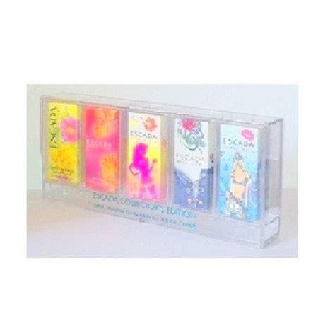 escada perfume gift set 5 miniature for mini