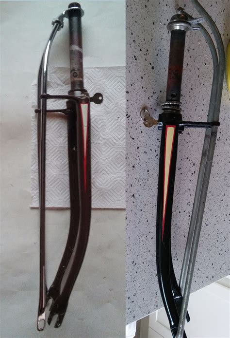 wtb schwinn black prewar truss locking fork boys   classic  antique
