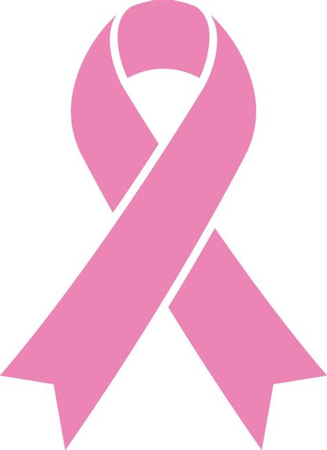 svg pattern support breast cancer awareness support ribbon vinyl decal sticker