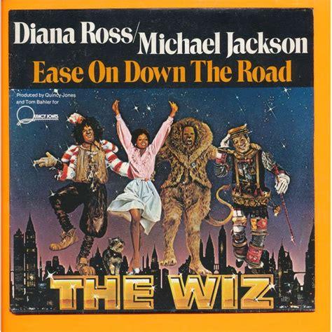 quincy jones diana ross the wizz by diana ross michael jackson quincy jones