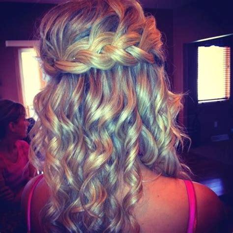 hoco hairstyles up 97 best hoco hair images on pinterest wedding hair
