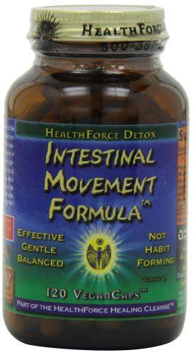 Healthforce Detox Intestinal Movement Formula by Healthforce Intestinal Movement Formula Vegancaps 120