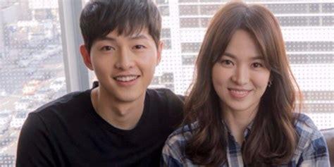 Wedding Song Hye Kyo by Song Joong Ki And Song Hye Kyo S Wedding Invitation