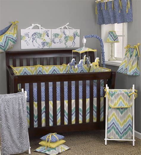 Zebra Nursery Bedding Sets Zebra Romp 8pc Crib Bedding Set Cotton Tale Designs