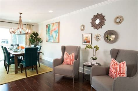 Dining Room Lighting On Property Brothers Property Brothers Dining Room Atlanta By Savoy House
