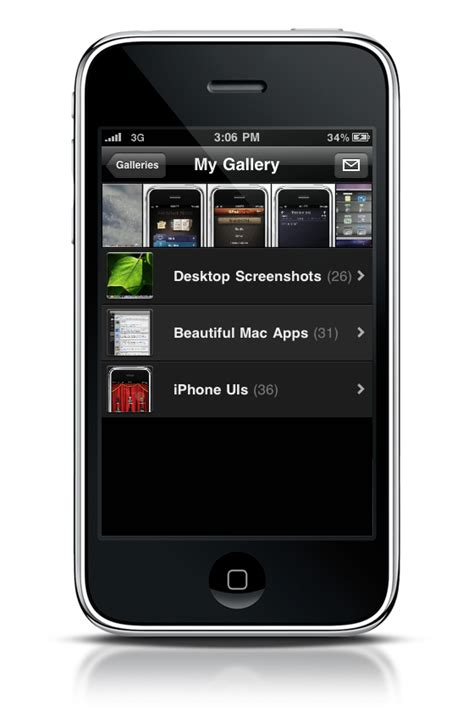 mobil me mobileme gallery app for iphone see you next time apple