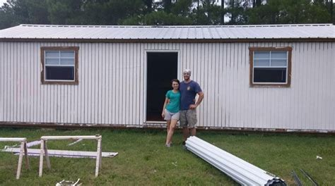 family  fours  shed  tiny house conversion