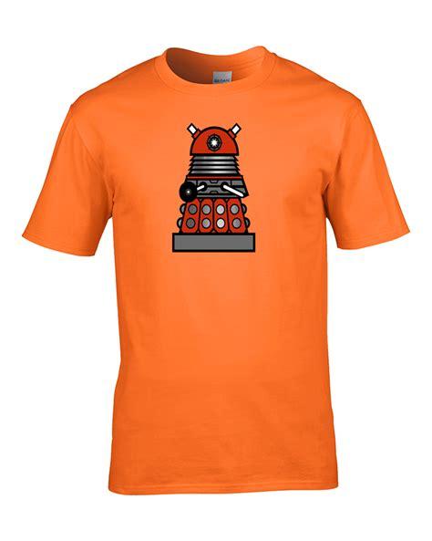 Tshirt Series Bigsize Ld 100 Cm evil darlek sci fi series baddy men s t shirt fatcuckoo