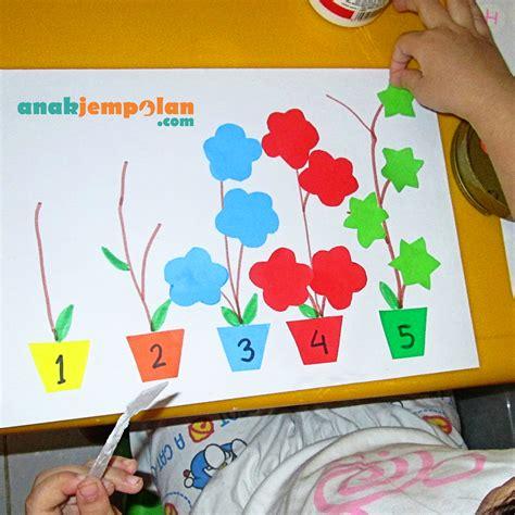 printable aktivitas anak aktivitas sederhana melatih motorik halus balita