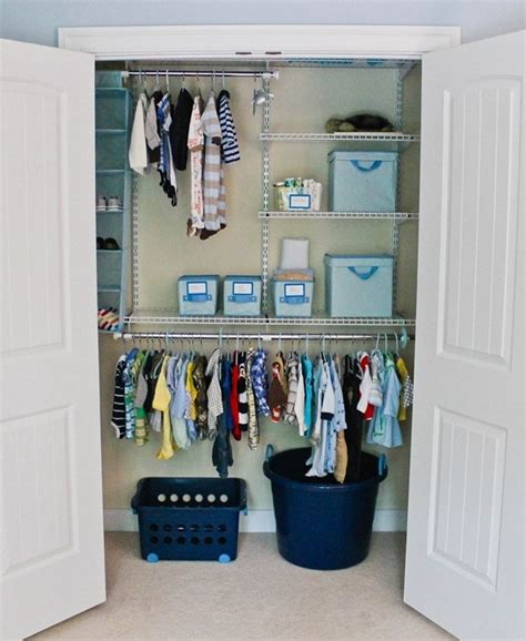 organization ideas for baby room prego pinterest