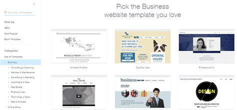 Wix Website Builder Review Ease Of Use Pricing Features Editor Website Template