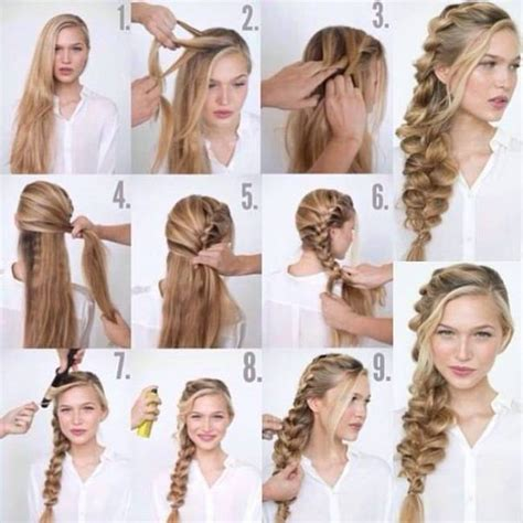 simple hairstyles for party step by step i want to do easy party hairstyles for long hair step by