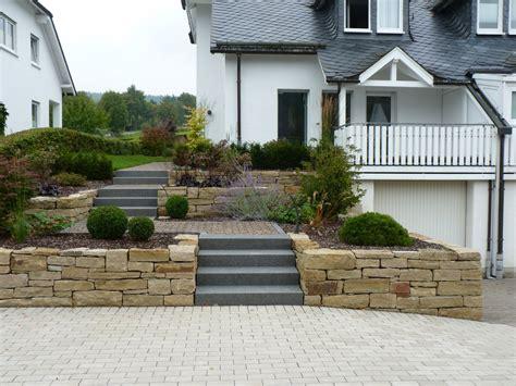 Garten Eingangsbereich Gestalten by Eingangsbereich Salamon Gartengestaltung Gartenbau