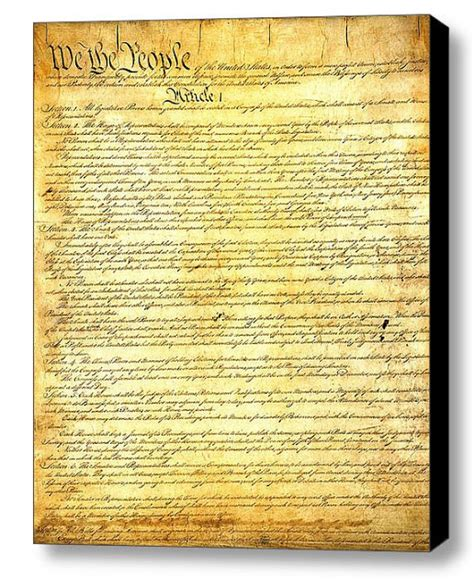 printable picture of us constitution our united states constitution