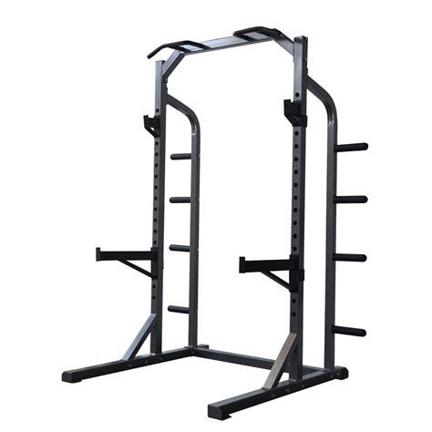 bodymax heavy half rack is a superb rack that can be used