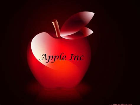 Ppt Apple Inc Powerpoint Presentation Id 1697431 Apple Inc Powerpoint