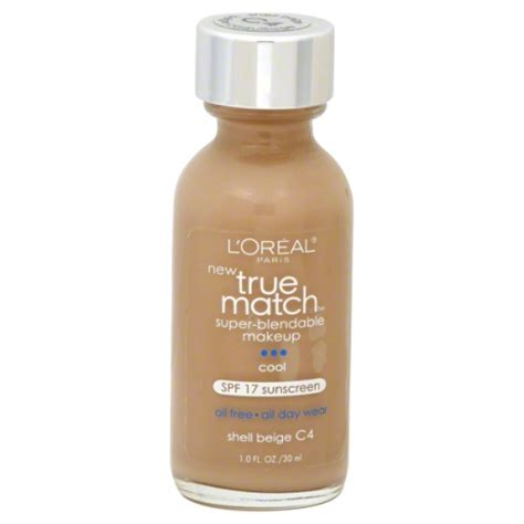 L Oreal True Match l oreal true match makeup shell beige