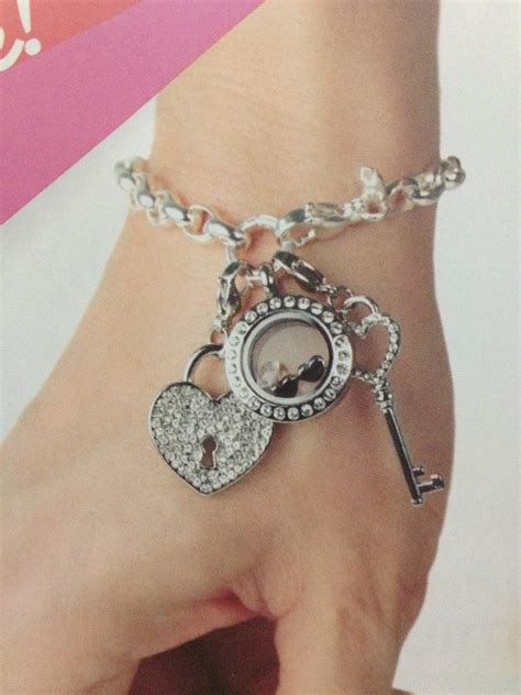 Origami Owl Locket Bracelet - the link chain and link bracelets are here