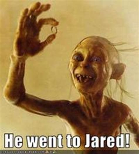He Went To Jared Meme - he went to jared image gallery know your meme