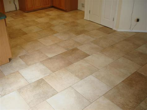Kitchen Floor Tile Patterns Porcelain Kitchen Tile Floor On A Brick Pattern New Jersey Custom Tile