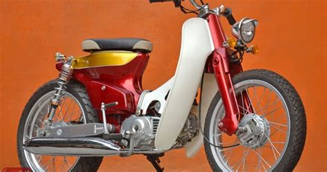 Lu Proji Untuk Motor Bebek modifikasi honda astrea 800 barsaxx speed concept