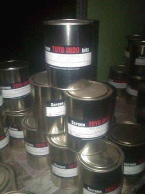 Tinta Sablon Karung fitinline tinta sablon berbasis minyak solvent base