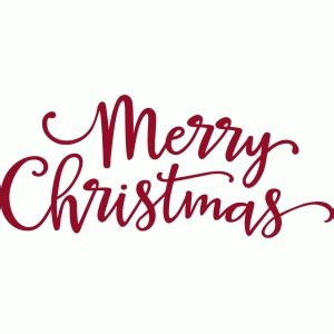 silhouette design store view design  merry christmas script phrase