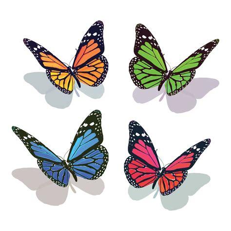 schmetterling 3d lolitattoo 3d butterfly