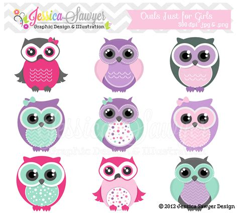 owl item baby items clipart chadholtz