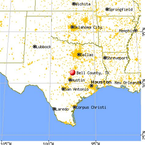 bell county texas map bell county texas detailed profile houses real estate cost of living wages work