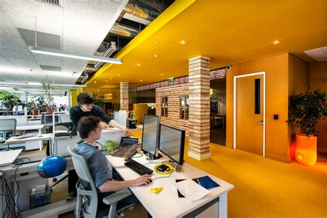 google offices camenzind evolution s google office flourishes in dublin